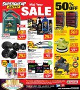 SUPERCHEAP AUTO MID YEAR SALE CATALOGUE