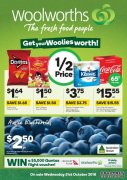 ★WOOLWORTHS CATALOGUE★ ☆31/10-06/11☆
