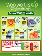★WOOLWORTHDS CATALOGUE★ ☆01/07-07/07/2020☆