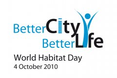 World Habitat Day 2010 at The University of Auckland, NZ